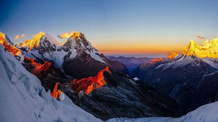 Atemberaubend - die Cordillera Blanca in Peru  #peru #perureisen #cordillerablanca Wer hat Lust auf Trekking?
