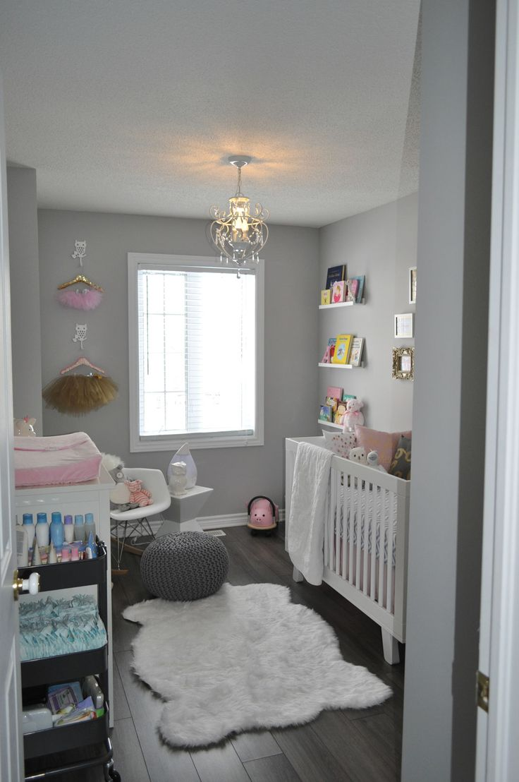 1000 images about small baby rooms on pinterest small for Baby girl decoration room