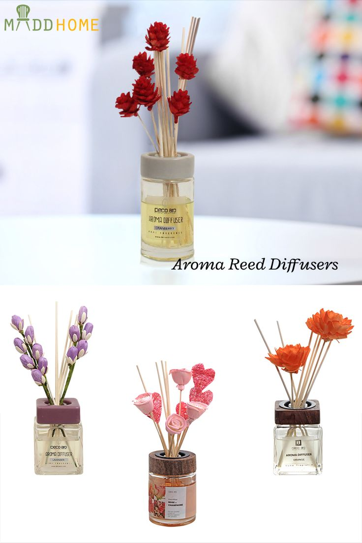 Aroma Reed Diffusers for your home.