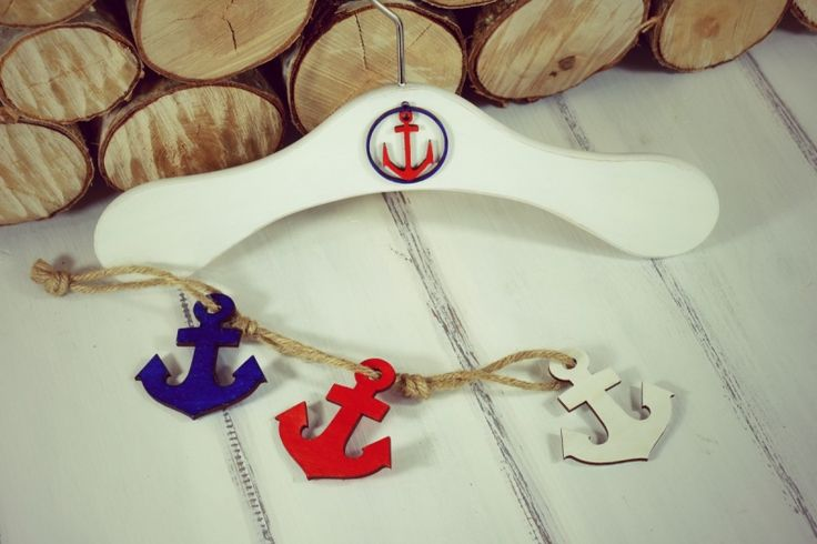 Komplet Anchor od JoannaDesign