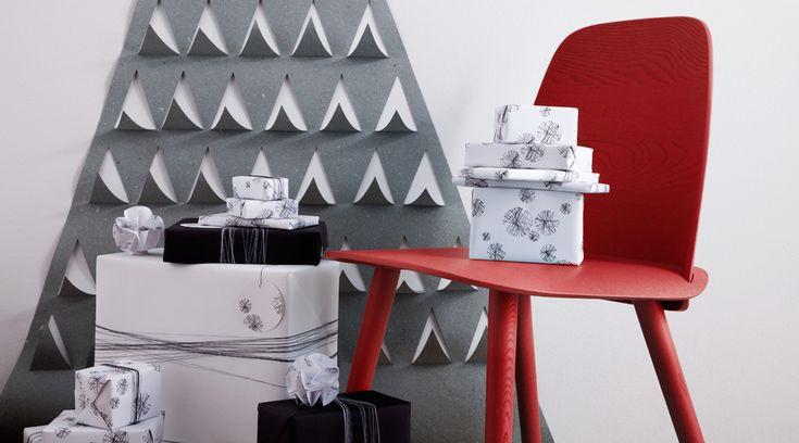 die besten 25 weihnachtspapier ideen auf pinterest. Black Bedroom Furniture Sets. Home Design Ideas