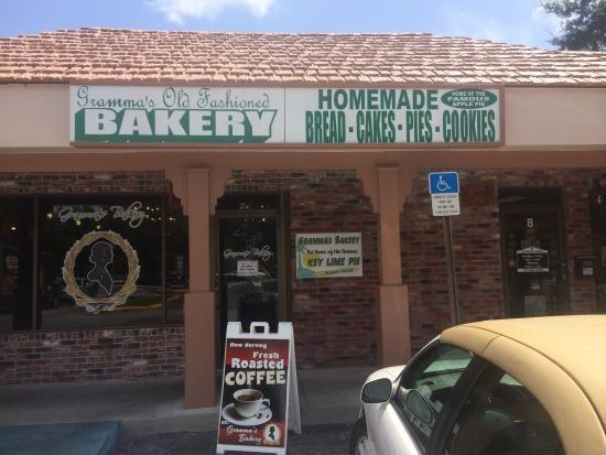 Grandma's Bakery, Delray Beach, FL