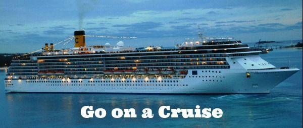 Before Im Cruises And Buckets - Go on a cruise