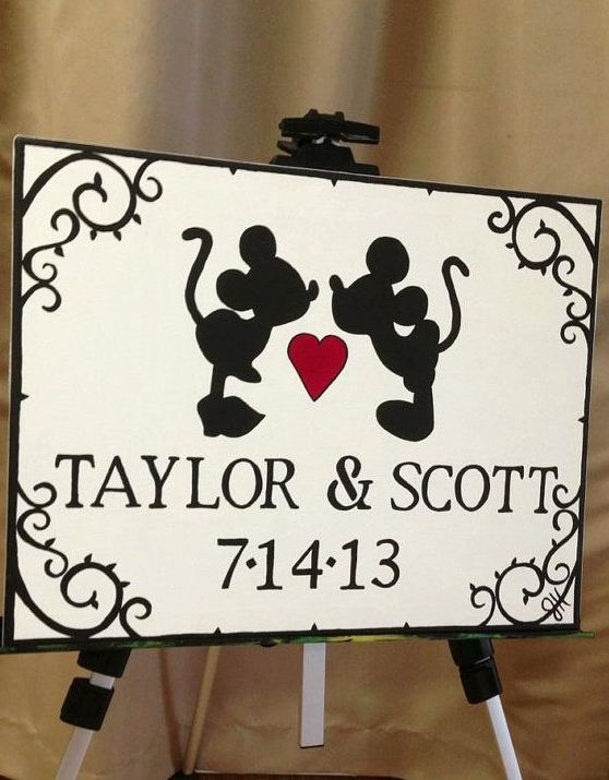 Mickey Themed Wedding Mickeymousewedding Decorations In 2018 Pinterest Themes And Dream