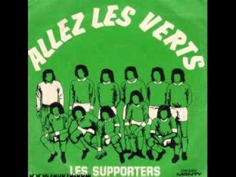 Les supporters  -Allez les verts (1976)