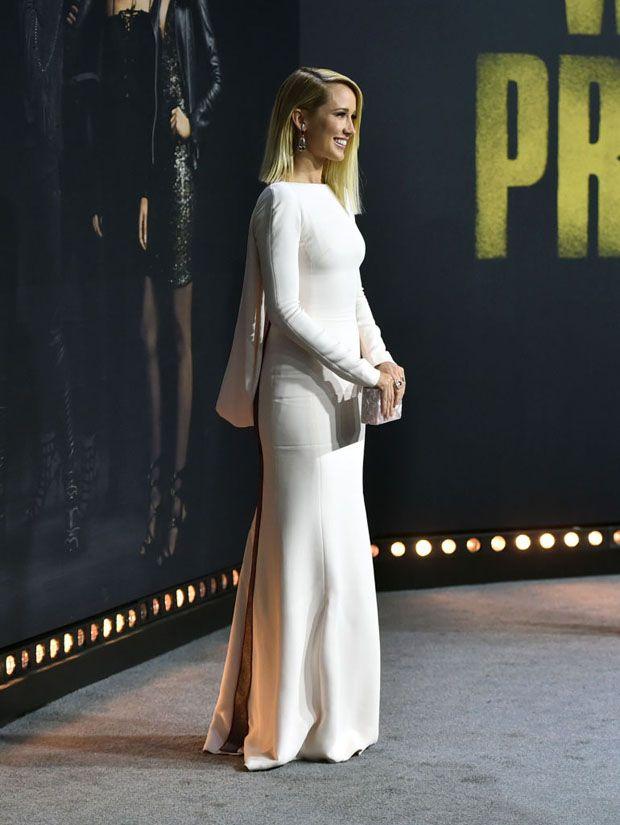 Anna Camp In Antonio Berardi – 'Pitch Perfect 3' LA Premiere 2017