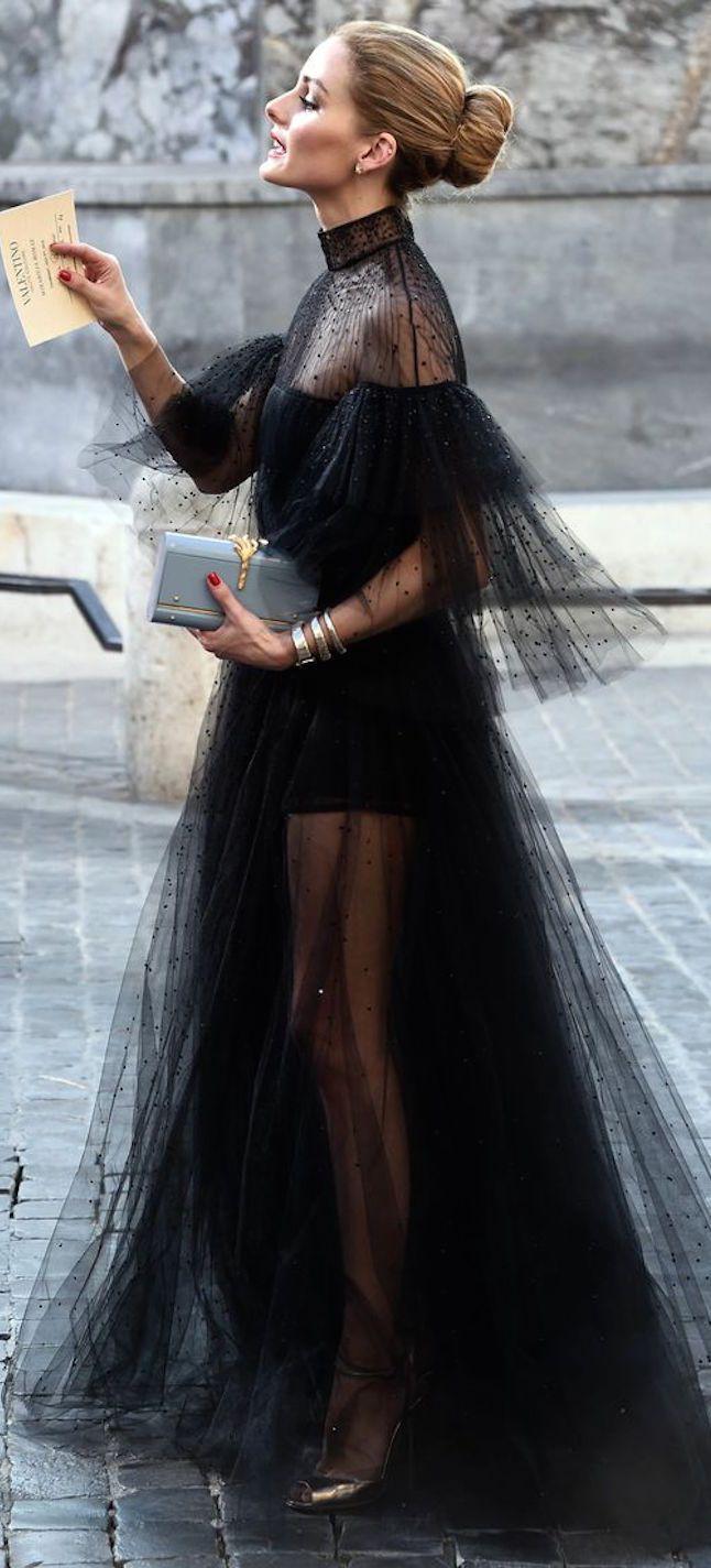 //Olivia Palermo #fashion #street style #famed