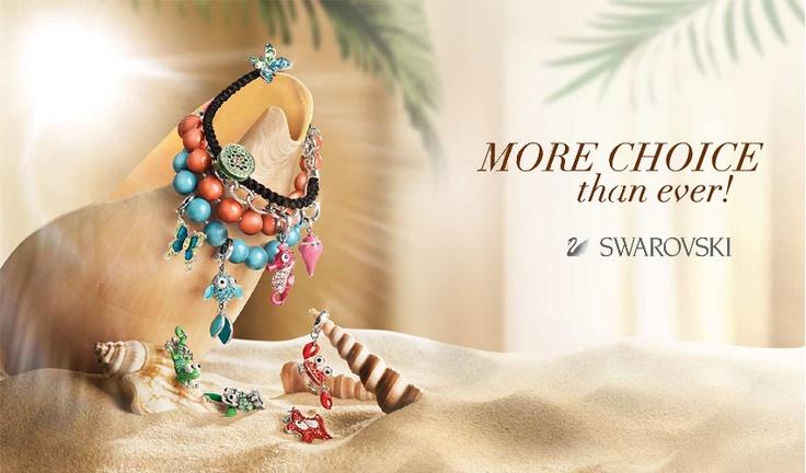 CHARMS SWAROVSKI!!! More Choice than ever!!! Δείτε όλη τη συλλογή κοσμημάτων SWAROVSKI εδώ: http://www.kosmima.gr/index.php?manufacturers_id=62