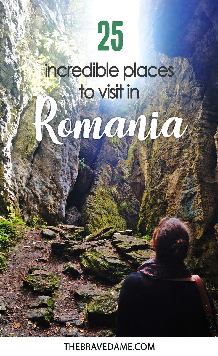 25 Incredible Places to Visit in Romania