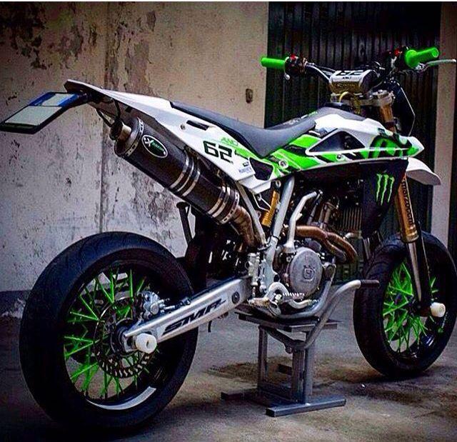 Pin About Kawasaki Bikes And Motorcycle On Supermoto Retards