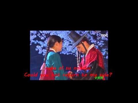 Yi San Ost. - Promise [Lyrics] by V-KiK.wmv - YouTube