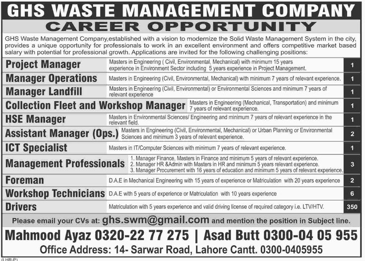 The 25+ best Waste management system ideas on Pinterest Waste - managing director job description