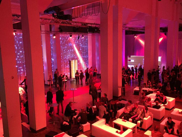 Ruukki's architect party in Helsinki on 25 September 2015