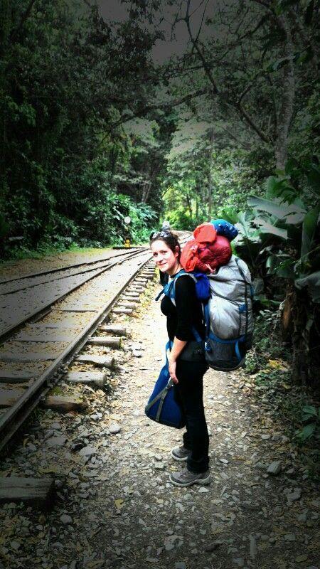 Tamires Croft en las junglas