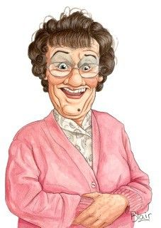 Mrs Brown - Mrs Brown's Boys - by Blair Bailie