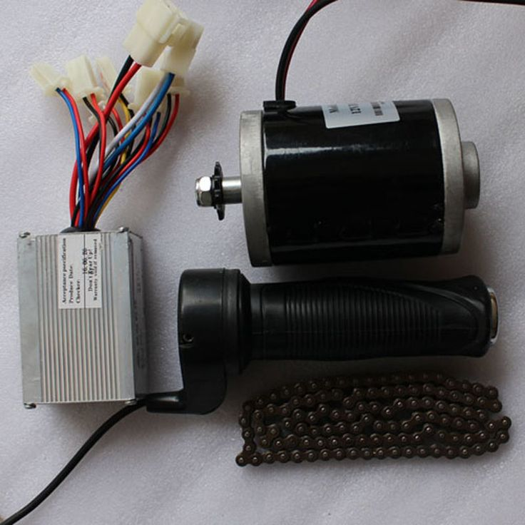24V 100W dc motor package Electrical bike energy systerm Everlasting magnet excessive torque For DIY electrical scoo…