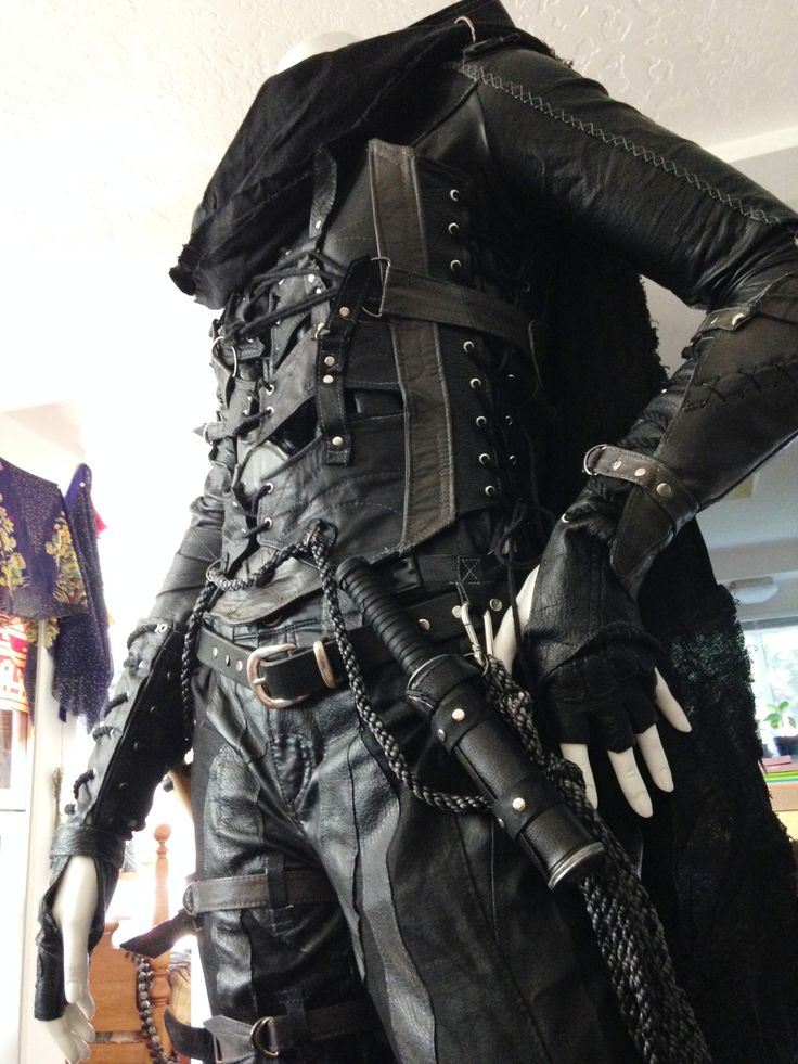 """coelasquid: """"lorca-the-great: """" After not winning anything at the cosplay pagent at GaymerX2 (bullshit) I undertook the task of putting my Garrett cosplay on my mannequin. So HERE have some epic..."""