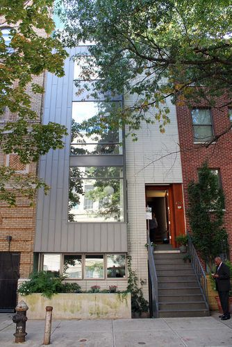 Ben Hansen's Modern Townhouse Fills A Hole On State Street - Curbed Inside - Curbed NY