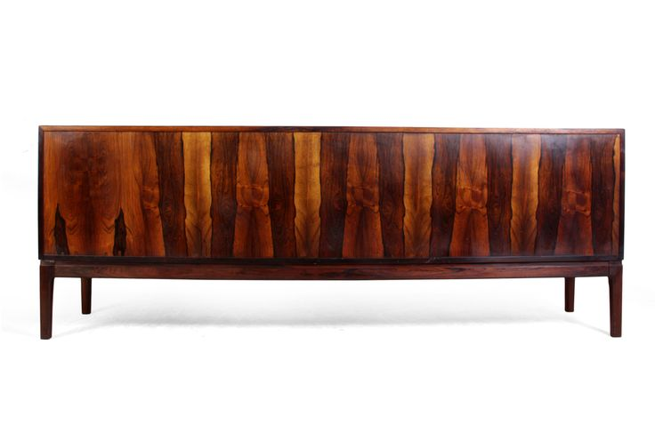 Mid century Sideboard in Rosewood by Ole Wansher