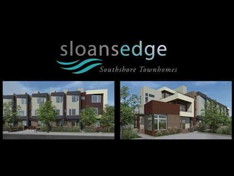 Sloansedge Is The Best Of Urban Living With A Lakefront View Walk Across The Street To 284 Acre Sloan S Lake Park Run O Lake Park Lakefront Drone Photography