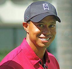 Tiger Woods. From Wikipedia, the free encyclopedia