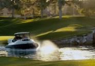 Oakley apresenta a reinvenção do carrinho de golf