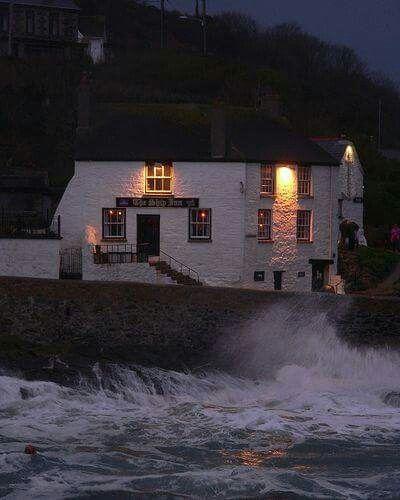 The Ship Inn. Porthleven.