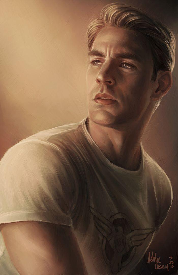 Steven Grant Rogers - Captain America