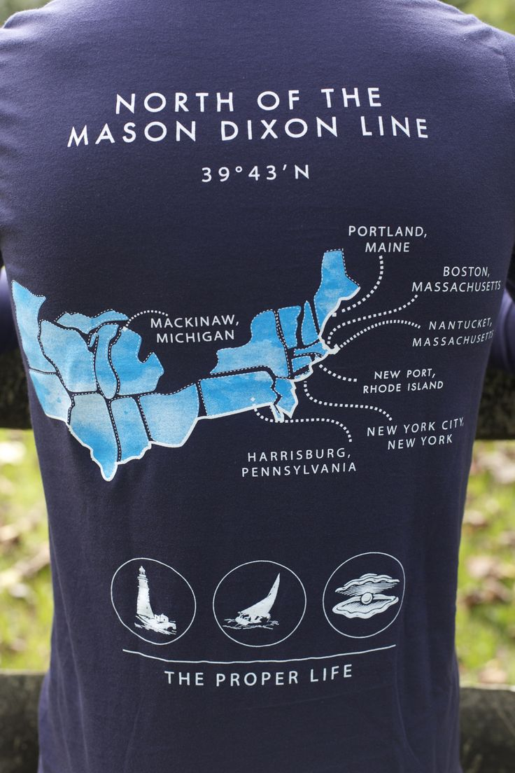 North Of The Mason Dixon Line Tee Proper Kid Problems Need This Shirt