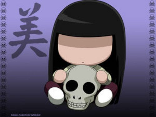 the wallflower anime sunako chibi | Chibi Sunako from Yamato nadeshiko sichi hengeWallflowerPerfect girl ...