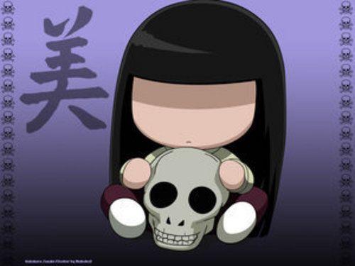 the wallflower anime sunako chibi | Chibi Sunako from Yamato nadeshiko sichi hengeWallflowerPerfect girl ...