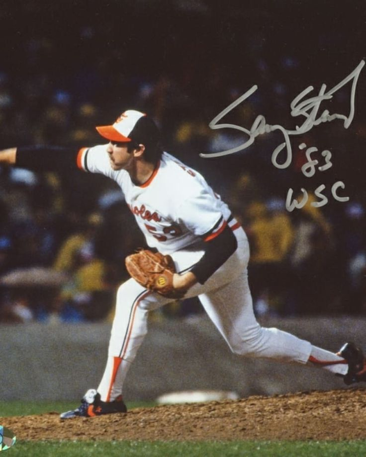 So sad to hear about the passing of World Series Champ Sammy Stewart.  This hometown boy was a local hero and a true fan favorite.  Our thoughts and prayers go out to his family friends and fans.  #sammystewart #baseball #worldseries #worldserieschamps #orioles #baltimoreorioles #baltimore #maryland #fanfavorite #slider #nc #md #asheville #look #pitcher #swannanoa #local #news #new @orioles #hometown #boston #cleveland #redsox #indians #clevelandindians #oh #ohio #massachusetts #montreat…