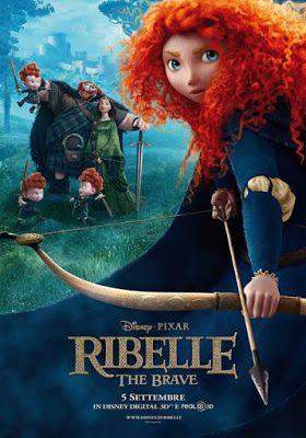 I miei magici mondi: Rubrica Favole: Ribelle The Brave
