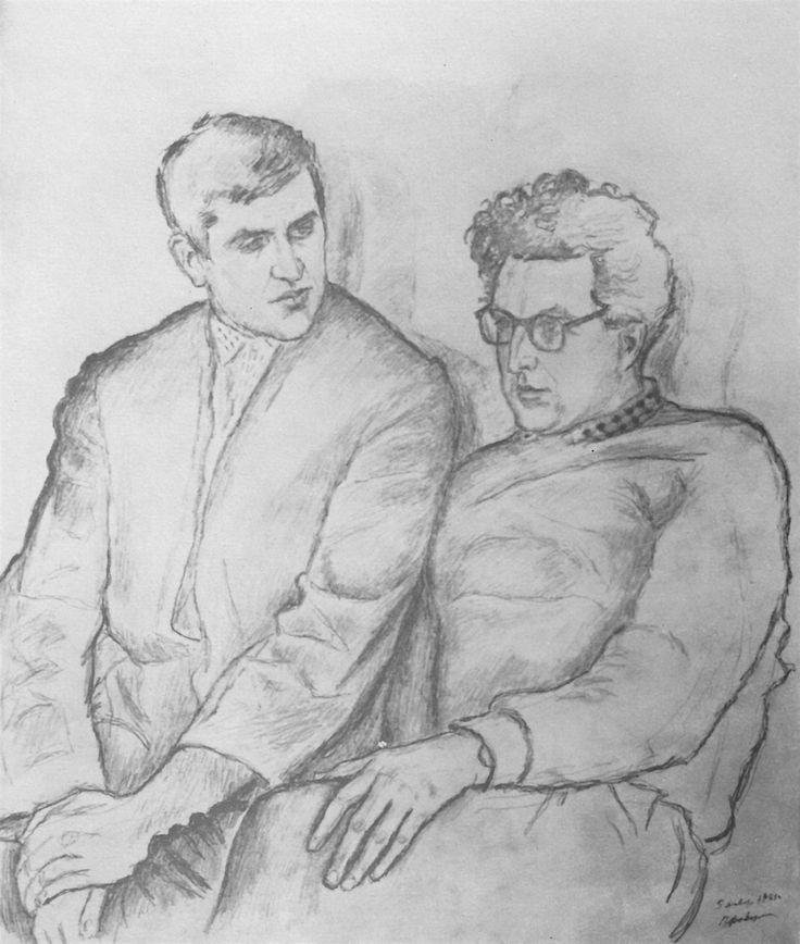 G. Sakharov and I. Golytsyn. 1961. Pencil