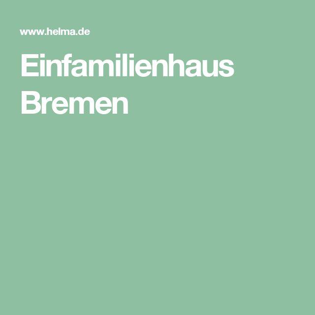 Einfamilienhaus Bremen