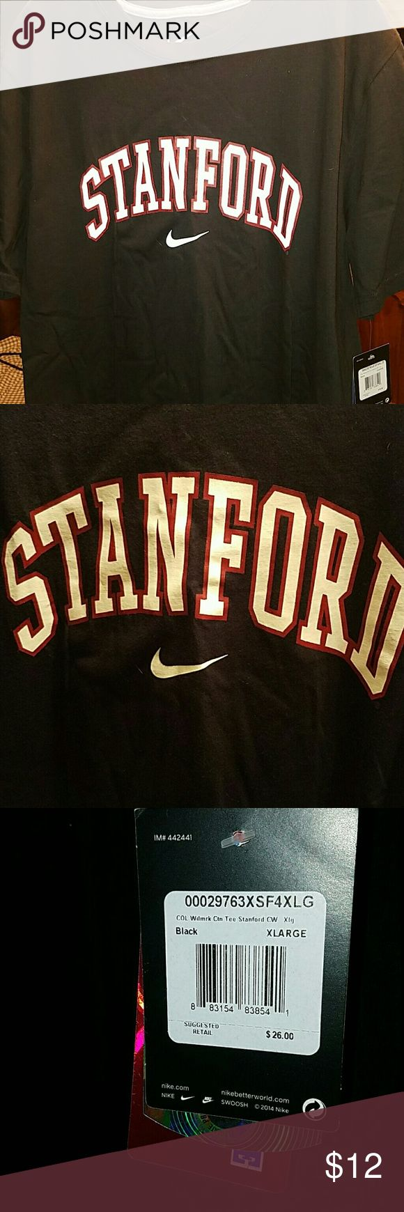 Nike Stanford University t-shirt New with tags men's Nike Stanford  t-shirt! Nike Shirts Tees - Short Sleeve