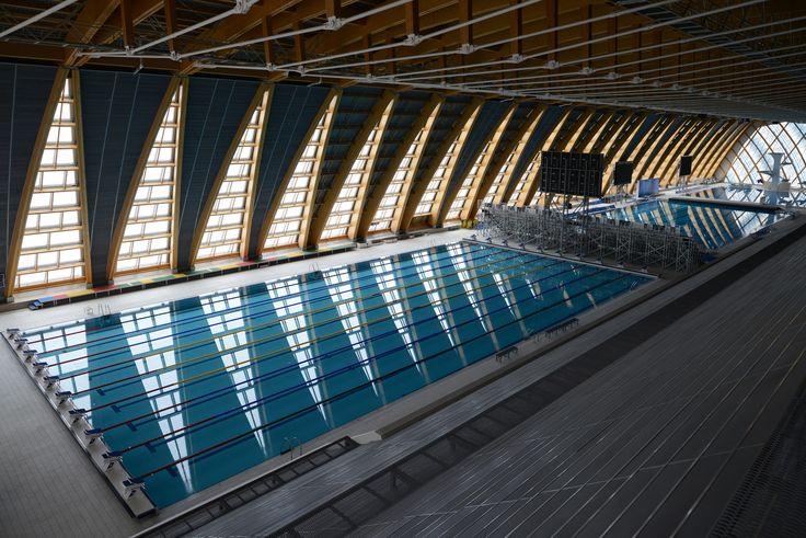 Gallery of Palace Of Water Sports In Kazan / SPEECH Architectural Office - 11