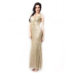 Aidan Mattox Great Gatsby Party Dress