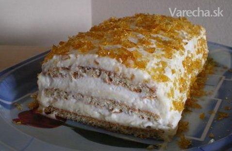 Egyptská torta - Recept