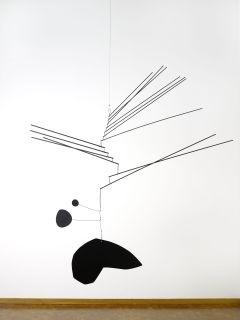 Alexander Calder exhibition in Den Haag