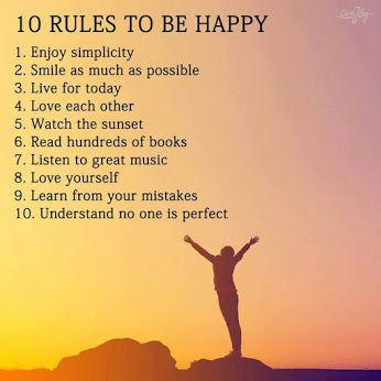 Keys to a Happy Life