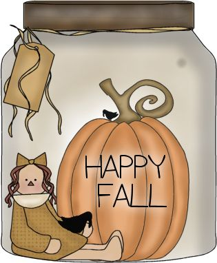 318 best Fall Clipart images on Pinterest