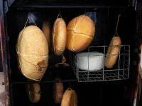 Przepis na domowe wędzenie serów u Mery