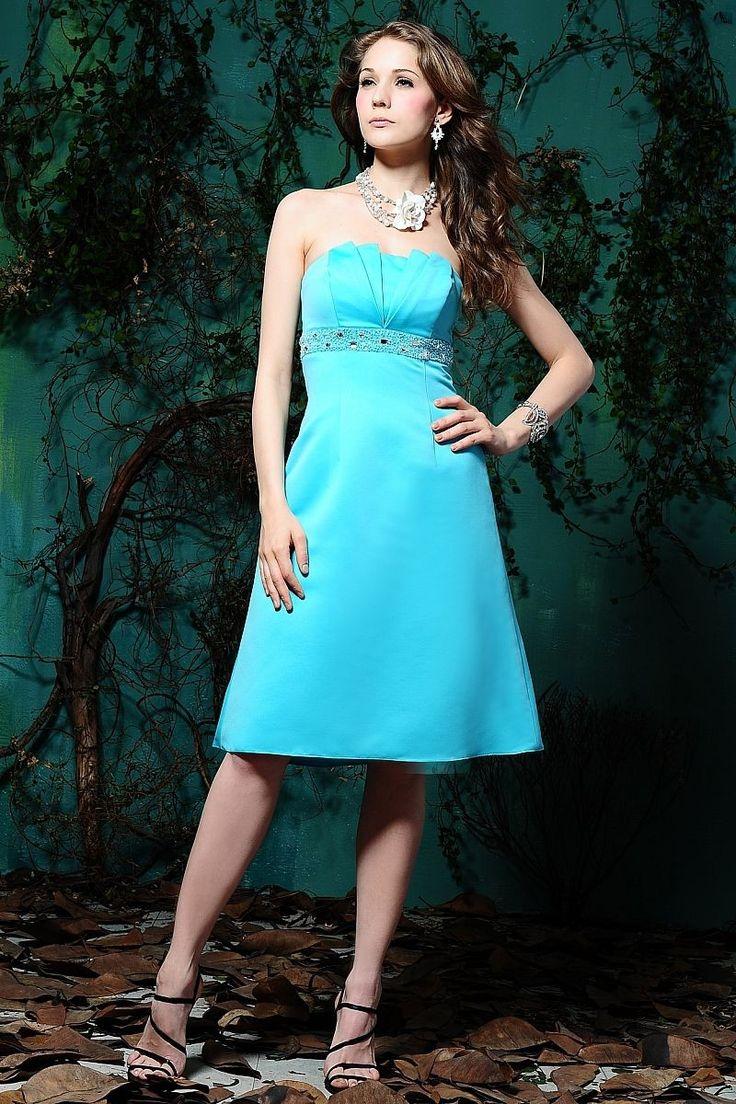 7 besten Cheap Bridesmaid Dresses Bilder auf Pinterest | Kleider für ...