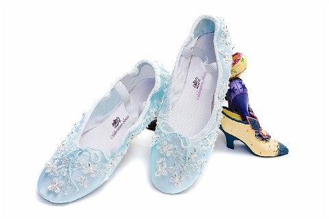 Custom Ballerinas