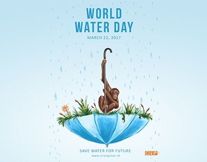 """Check out new work on my @Behance portfolio: """"World Water Day 2017"""" http://be.net/gallery/50498669/World-Water-Day-2017"""