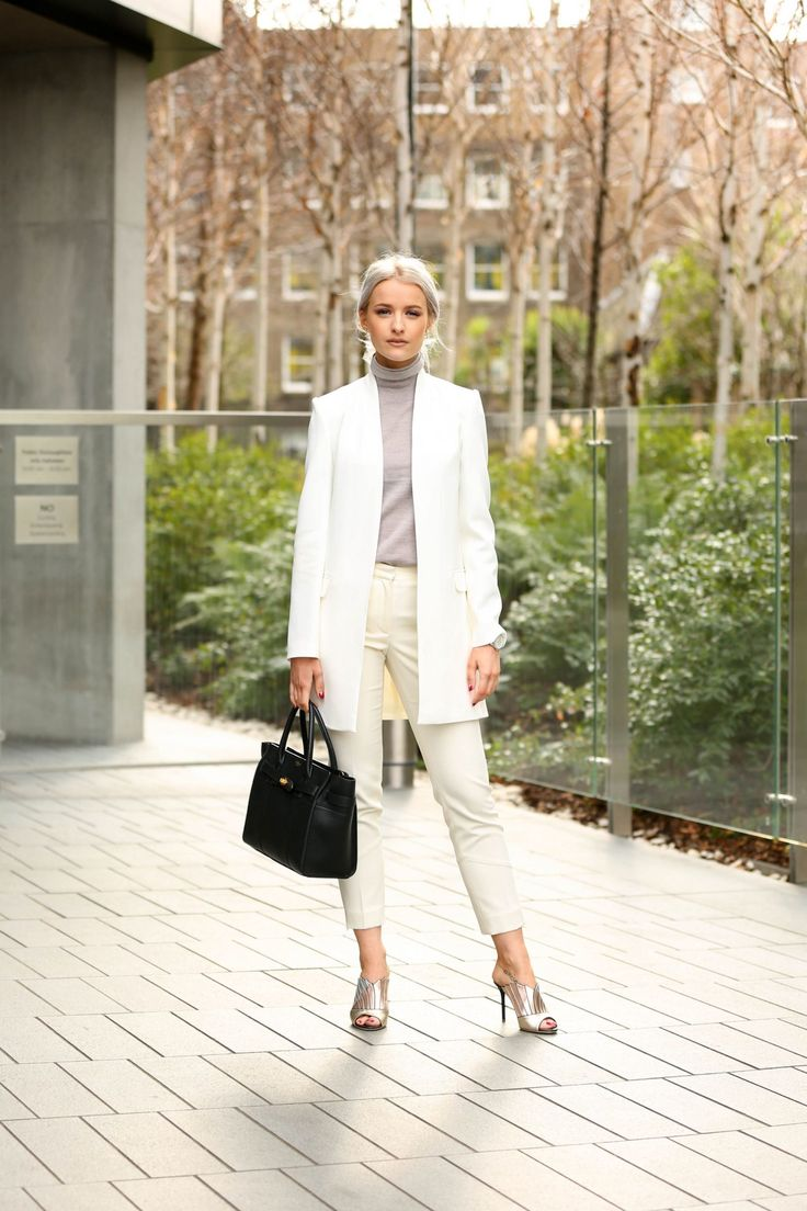 Did you catch this London Fashion Week outfit on the blog yet? Featuring Reiss, Mulberry and Malone Souliers