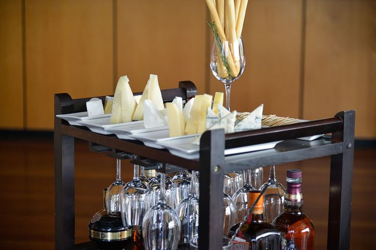 Affinity Cheese Trolley
