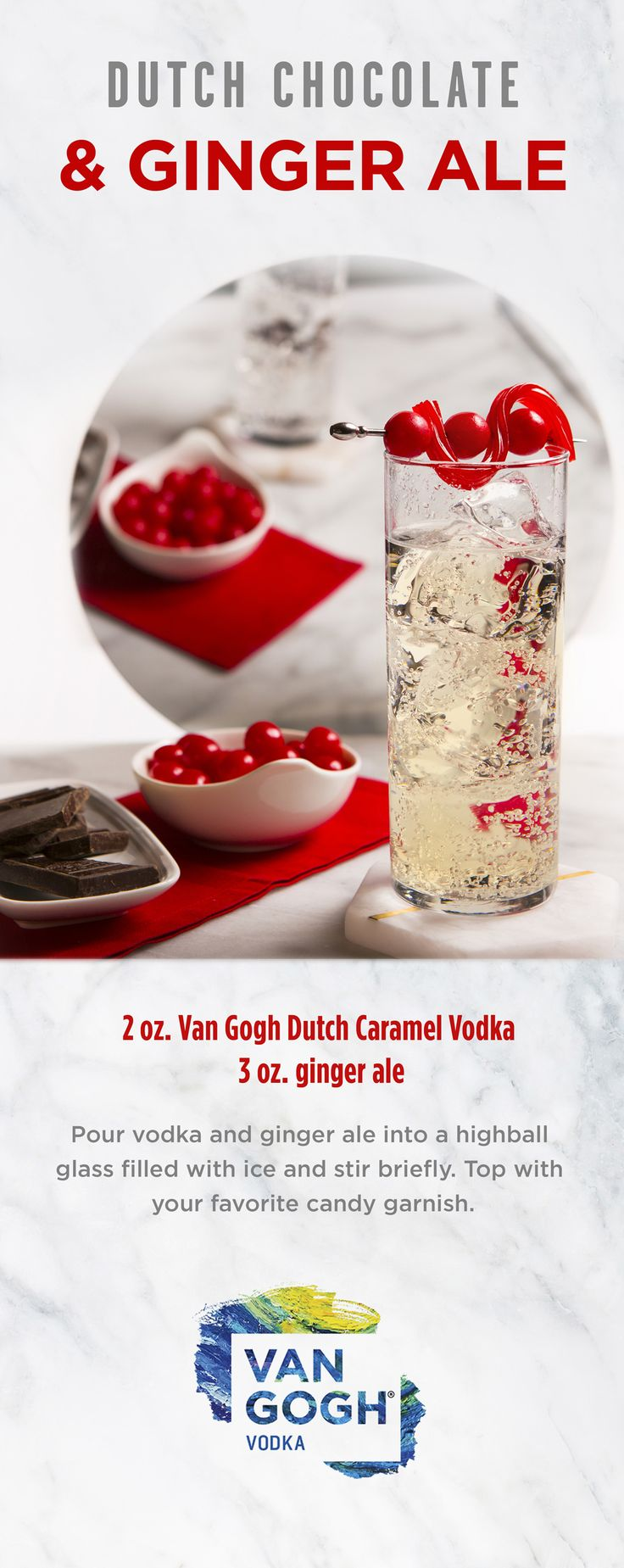 47 best Van Gogh Dutch Chocolate Vodka images on Pinterest ...