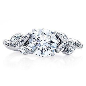 アドニス ローズ リング - DE BEERS(デビアス)の婚約指輪